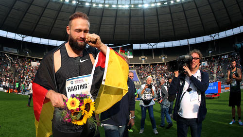 Robert Harting hat 2018 seine Karriere beendet