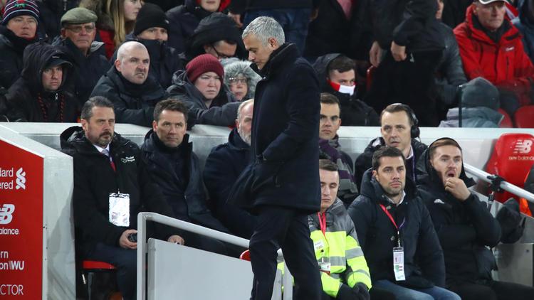 José Mourinho ist nicht mehr länger bei Manchester United im Amt