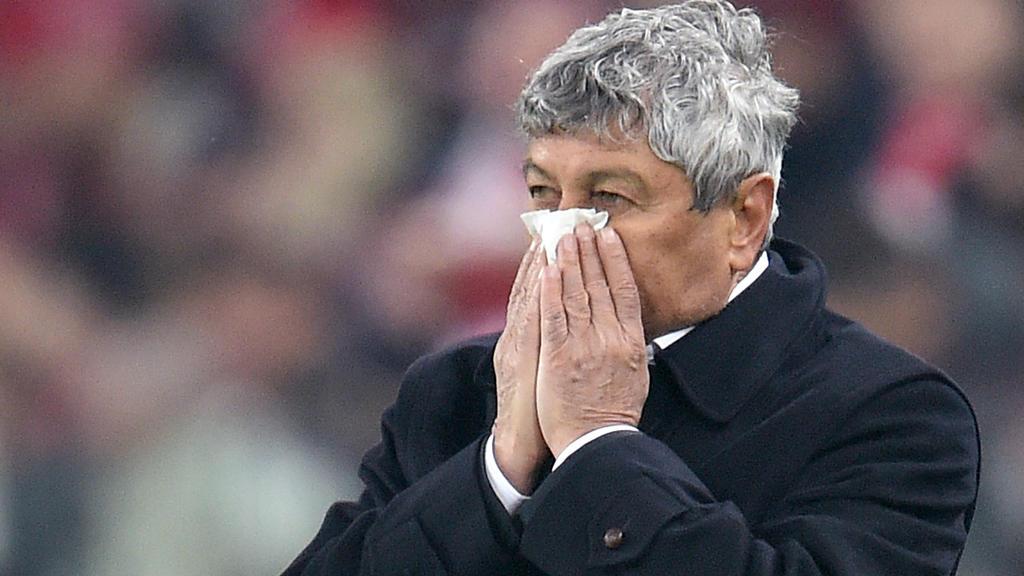Mircea Lucescu wurde als Nationaltrainer der Türkei entlassen