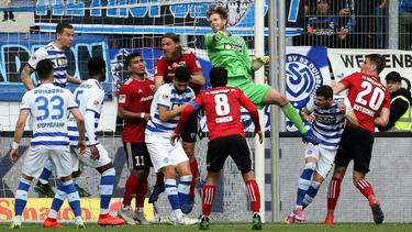 Der FC Ingolstadt atmet nach dem Sieg im Keller-Duell auf