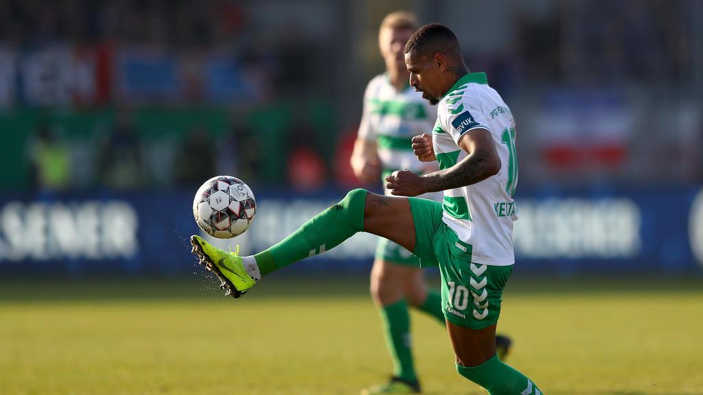 Daniel Keita-Ruel wird beim 1. FC Köln gehandelt
