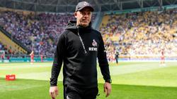 Markus Anfang ist seit dieser Saison Trainer des 1. FC Köln