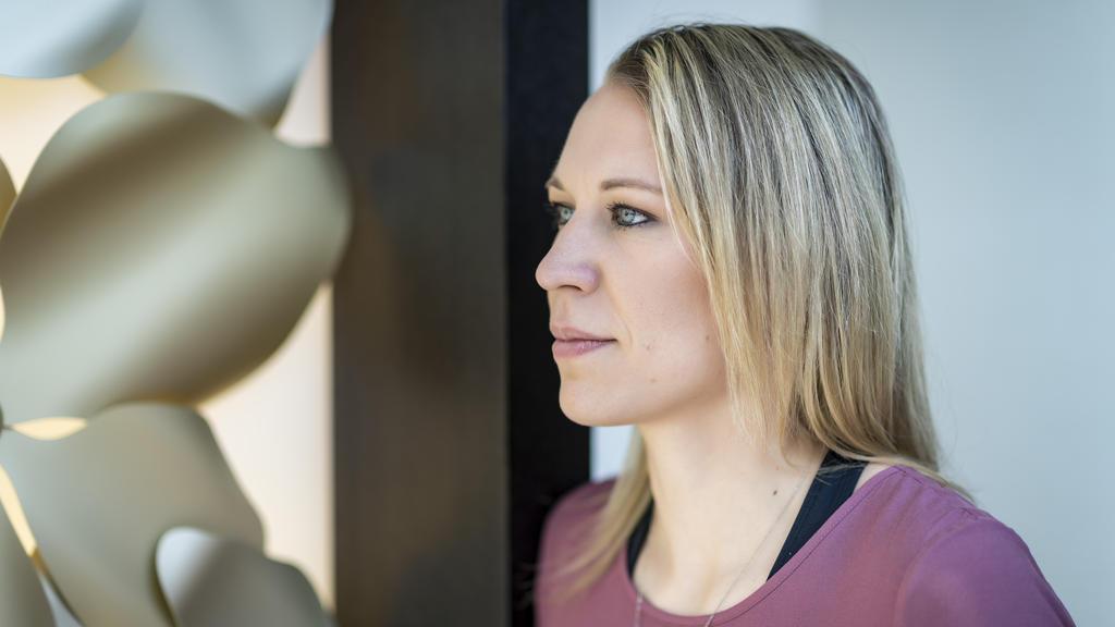 Kristin Demann fällt für die WM aus