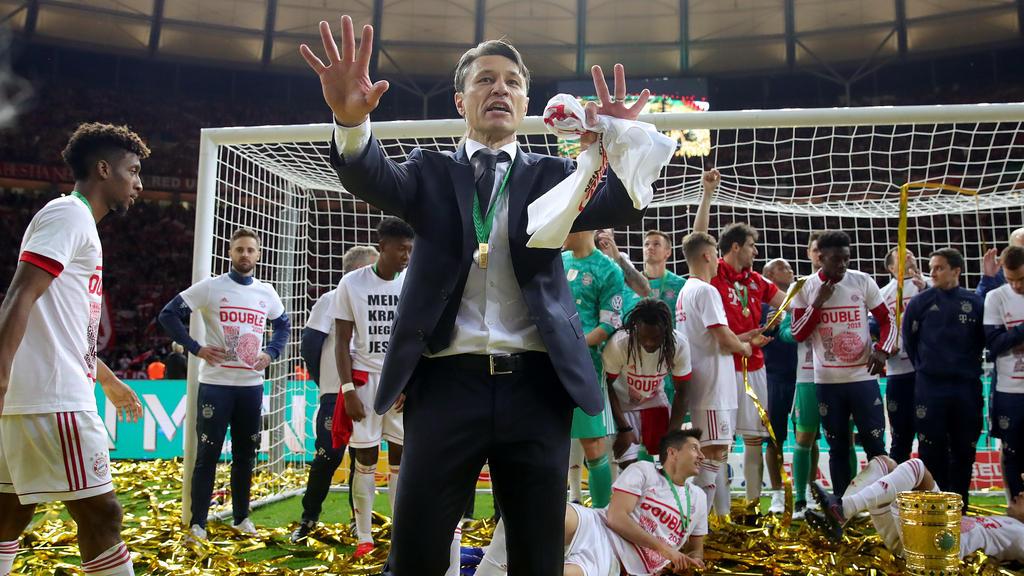 Niko Kovac war beim FC Bayern monatelang nicht unumstritten