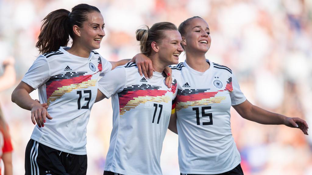 Fussball Wm Der Frauen Alle Spiele Von Deutschland Im Tv
