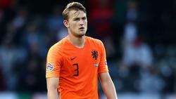 Matthijs de Ligt steht bei PSG ganz oben auf der Wunschliste