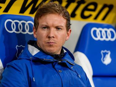 Julian Nagelsmann und die TSG Hoffenheim spielten nur Remis