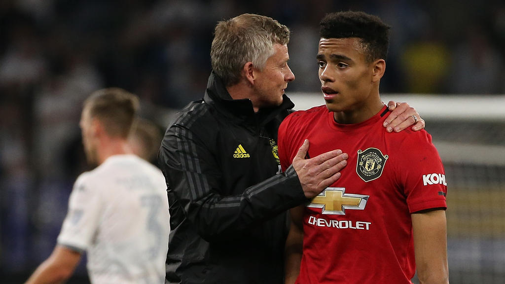 Serie A » News » Greenwood strike earns United victory over Inter