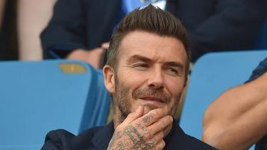 David Beckham möchte 2020 einen MLS-Klub an den Start bringen