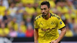 Mats Hummels spielt seit diesem Sommer wieder für den BVB