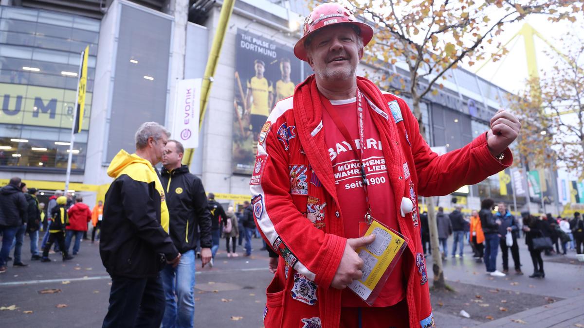 Der FC Bayern landete einmal mehr vor dem BVB