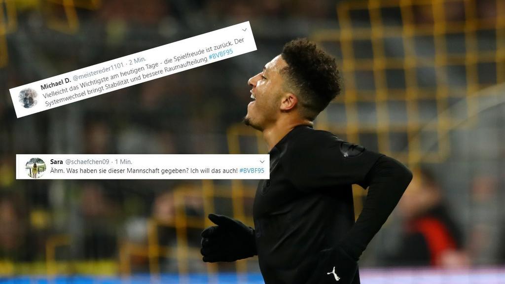 Der BVB ballert sich zurück in die Herzen der Fans