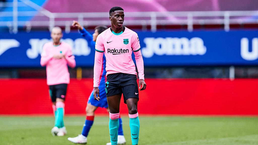 Ilaix Moriba hat vom FC Barcelona eine klare Ansage bekommen