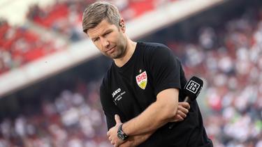 Verlässt den VfB Stuttgart im Herbst 2022: Thomas Hitzlsperger