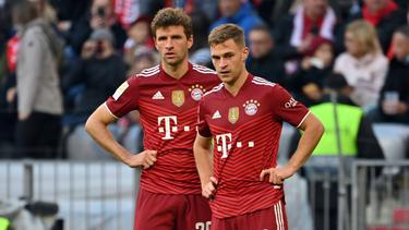 Impf-Debatte um Bayern-Star: Thomas Müller hofft, dass sich Joshua Kimmich umstimmen lässt
