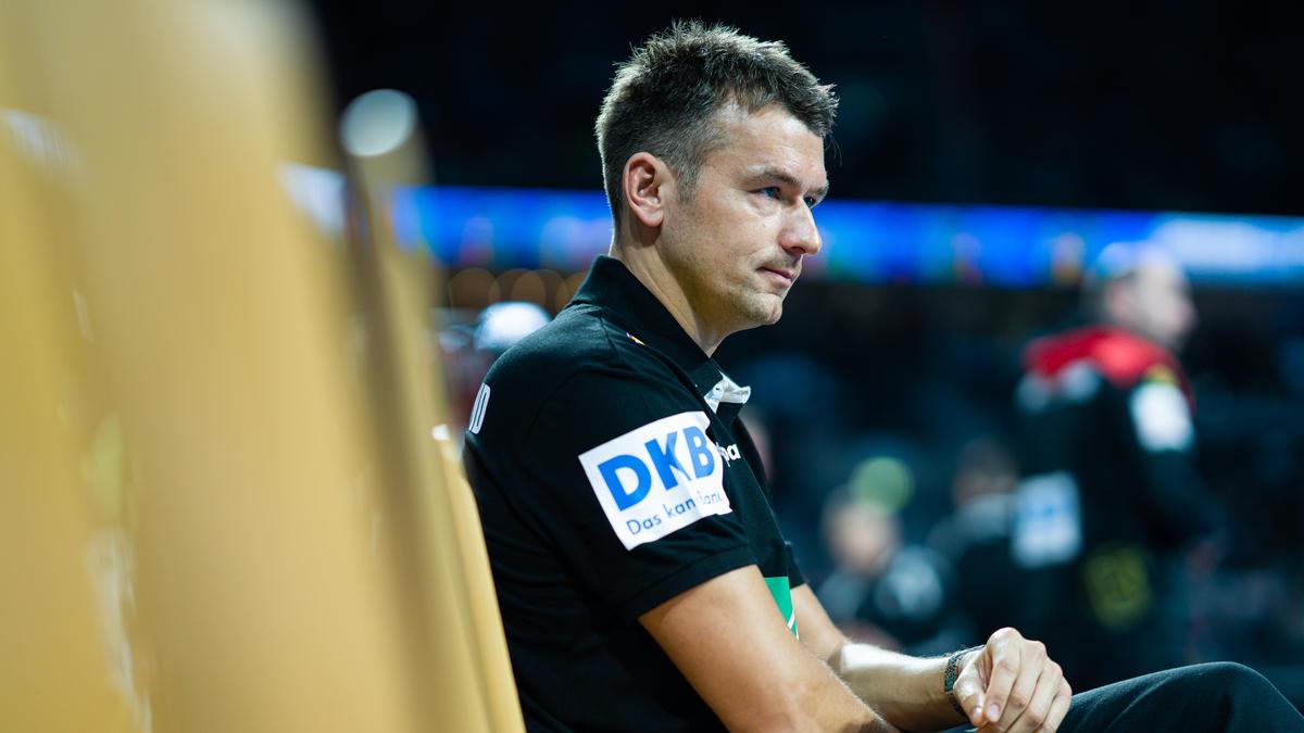 Christian Prokop hat mit dem DHB-Team noch einiges vor