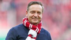 Horst Heldt hat vor einem halben Jahr beim 1. FC Köln angeheuert