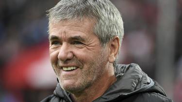 Friedhelm Funkel wurde von Fortuna Düsseldorf beurlaubt