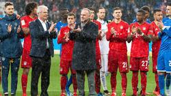 El Bayern dio una paliza a su contrincante.