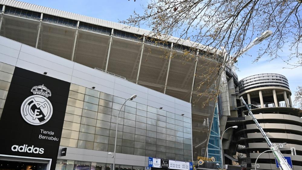 Real Madrid stellt das Bernabeau zur Verfügung