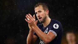 Liebäugelt mit einem Wechsel: Tottenham-Star Harry Kane