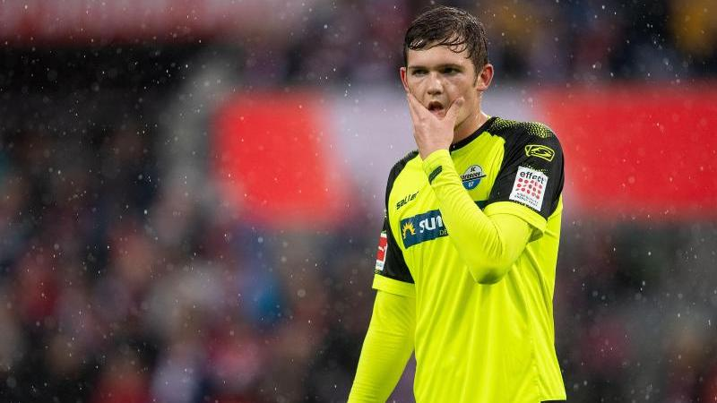 Erkrankte an Covid-19:Paderborns Luca Kilian