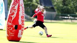 Hofft auf eine baldige Rückkehr auf den Platz: Christian Clemens vom 1. FC Köln
