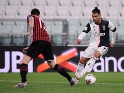 Ronaldo falló una pena máxima en su vuelta a los campos.