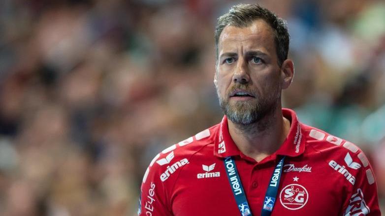 """""""Man muss ganz langsam anfangen"""", sagt Maik Machulla"""