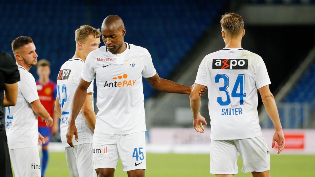Der FC Zürich lief zuletzt fast ausschließlich mit Nachwuchsspielern auf