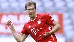 Leon Goretzka und der FC Bayern sind voll auf den FC Chelsea fokussiert