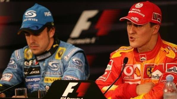 Michael Schumacher wurde 2006 heftig für sein Manöver kritisiert