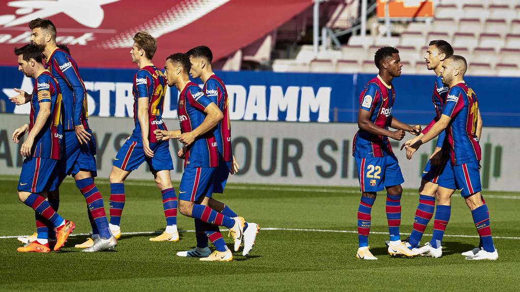 Barca versinkt in der sportlichen Mittelmäßigkeit