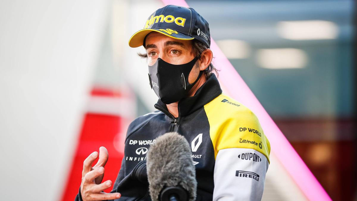 Alonso hat in der Vorbereitung keine Zeit zu verlieren