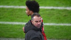 Leroy Sané war das Gesprächsthema beim FC Bayern