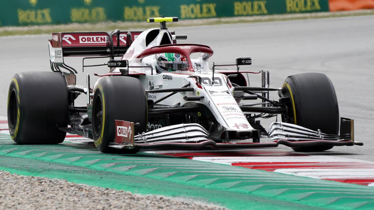 Für Alfa Romeo verläuft die Saison noch nicht wie gewünscht