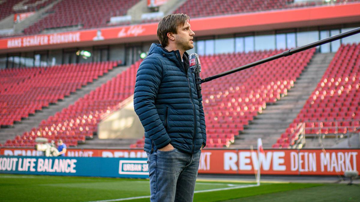 Der neue starke Mann bei Eintracht Frankfurt: Markus Krösche