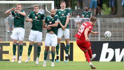 Der TSV Havelse steht vor dem Aufstieg in die 3. Liga