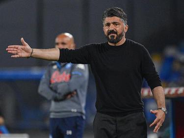 Gattuso se queda sin banquillo tras salir de Florencia.