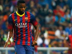 Wechselte erst im Sommer 2012 zum FC Barcelona: Alex Song