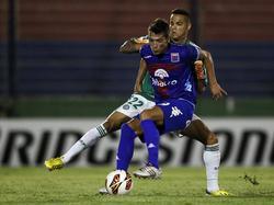 Ruben Botta spielte bis Sommer 2013 für CA Tigre