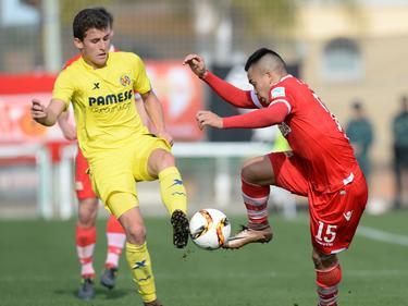 El Villarreal B se mantiene en cabeza del Grupo III de Segunda B. (Foto: Imago)