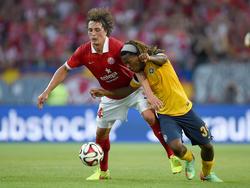 Julian Baumgartlinger leistete sich mit Mainz eine ordentliche Blamage