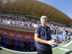 Genoa-Coach Gian Piero Gasperini ist kritisch bezüglich des Videobeweises