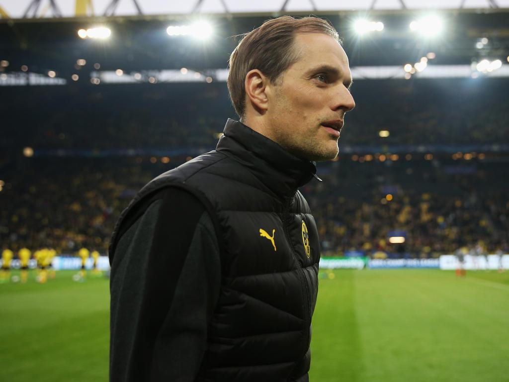 Thomas Tuchel war BVB-Trainer bis zum Sommer 2017