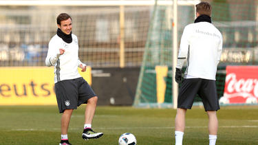 Marco Reus glaubt an eine Rückkehr von Mario Götze in die Nationalmannschaft