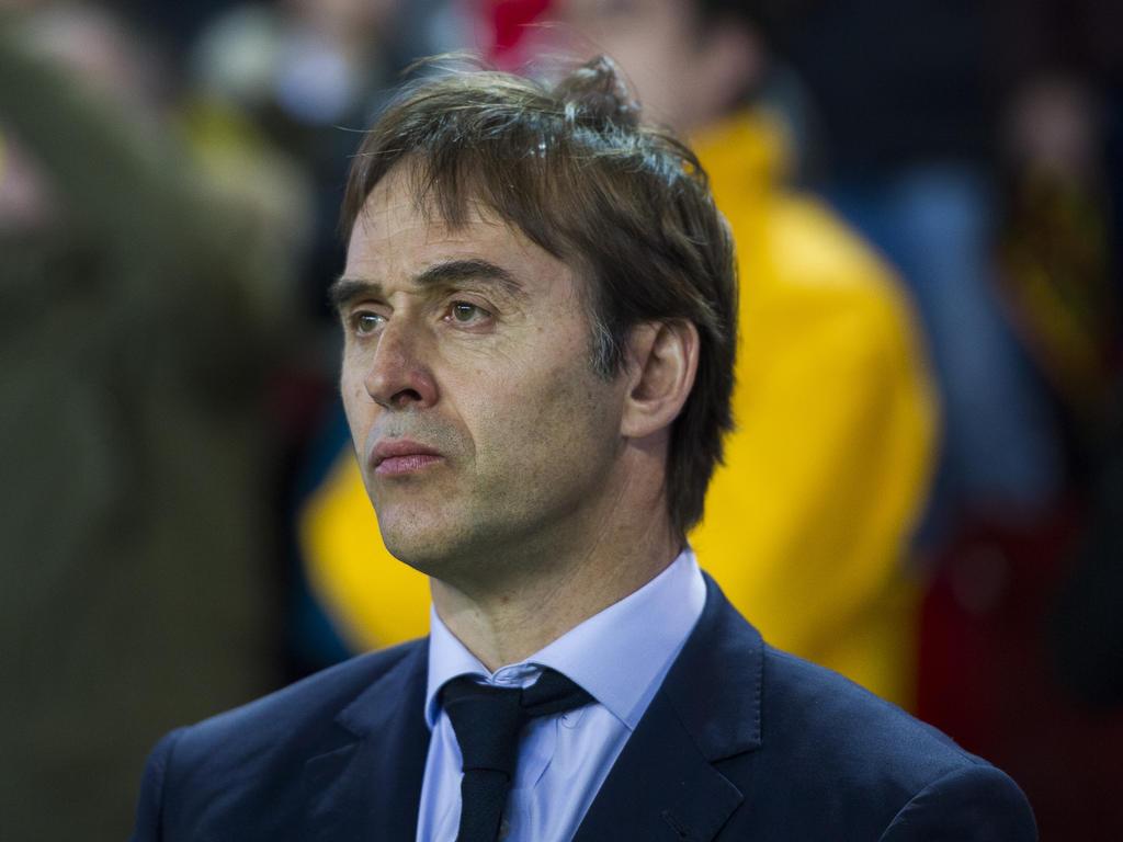 Julen Lopetegui hat das Quartier der spanischen Nationalmannschaft verlassen