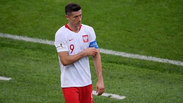 Robert Lewandowski bleibt Kapitän der polnischen Nationalmannschaft