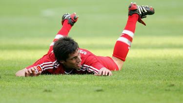 José Ernesto Sosa spielte einst rund zwei Jahre für den FC Bayern