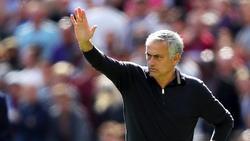 José Mourinho könnte sich bald aus dem Old Trafford verabschieden